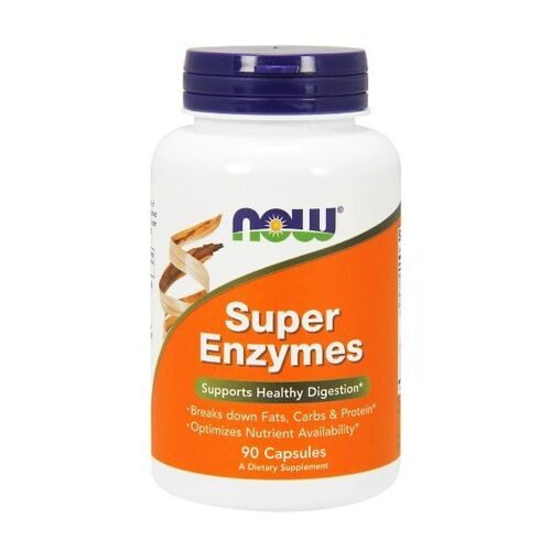 Now Super Enzymes (90капс)