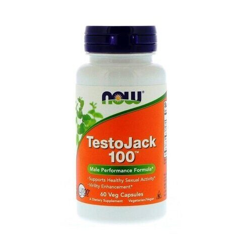 Now TestoJack 100 (60капс)