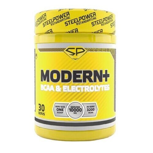 Steel Power BCAA Modern+ (300гр)