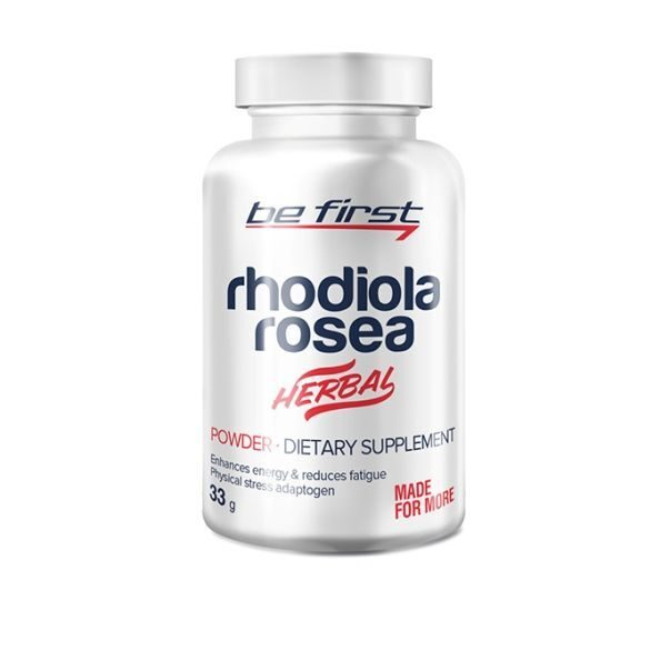 Be First Rhodiola Rosea Powder (33гр)