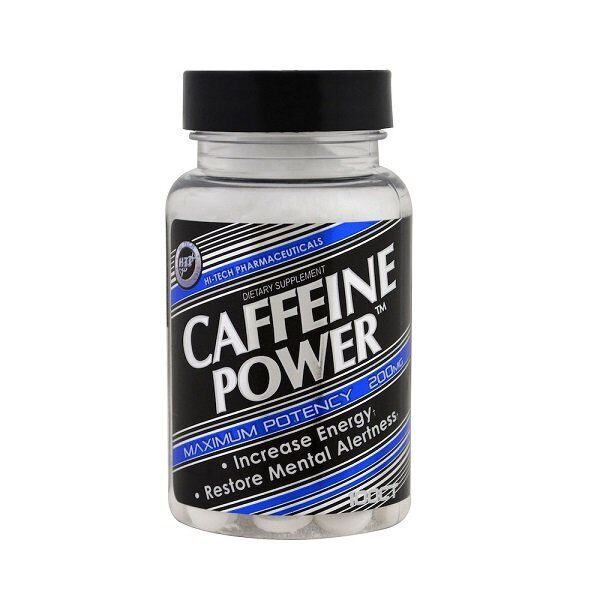 HTP Caffeine Power (100таб)