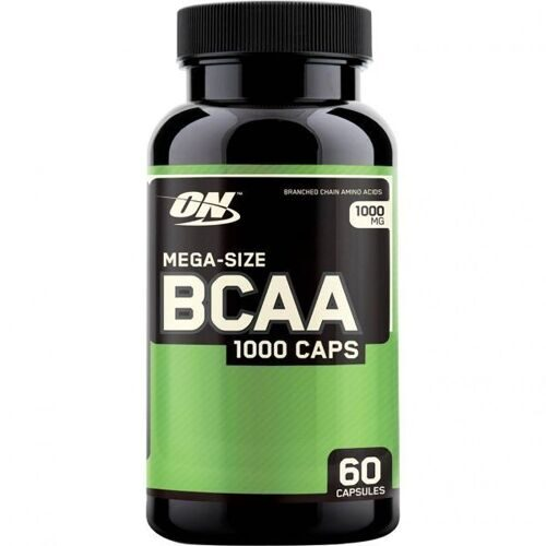 Optimum BCAA 1000 Caps (60капс)