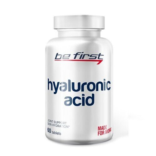Be First Hyaluronic Acid (60таб)