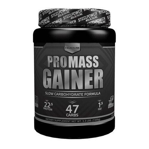 Steel Power Pro Mass Gainer (1500гр)