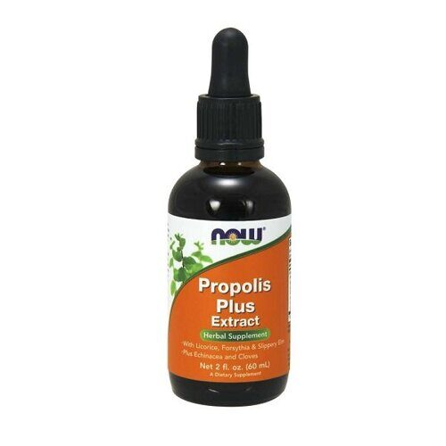 Now Propolis Plus Extract (59мл)