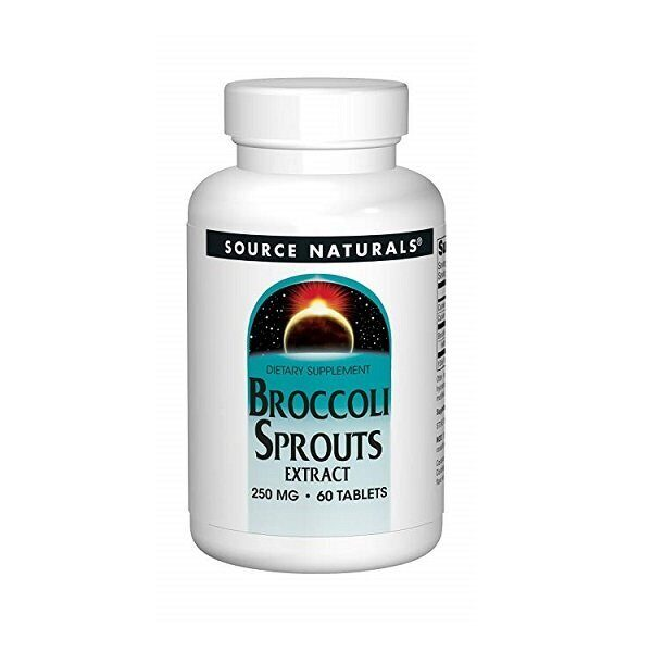 Source Naturals Broccoli Sprouts (60таб)