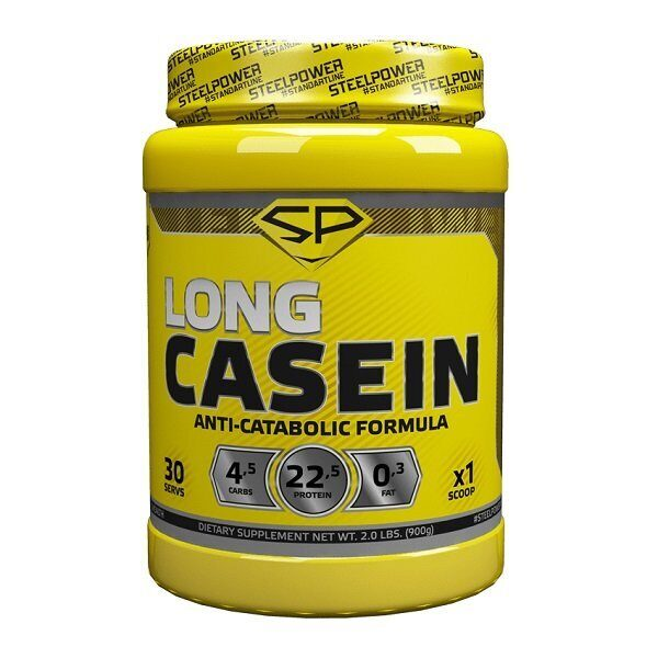 Steel Power Long Casein (900гр)