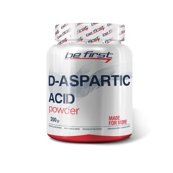 Be First D-Aspartic Acid Powder (200гр)