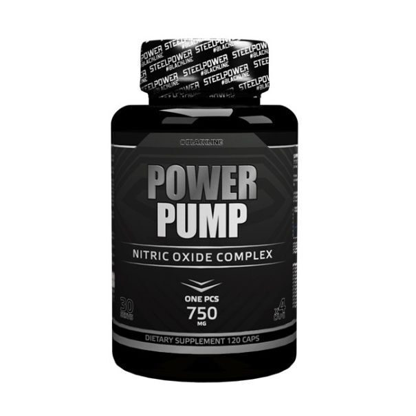 Steel Power Power Pump (120капс)
