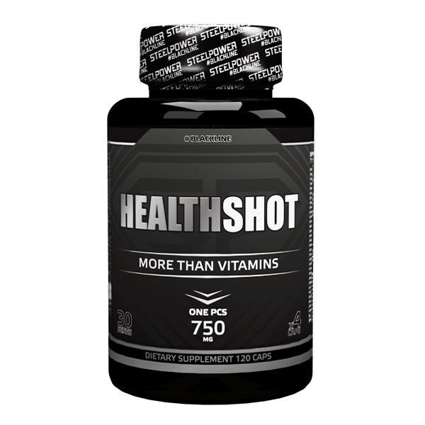 Steel Power Health Shot (120капс)