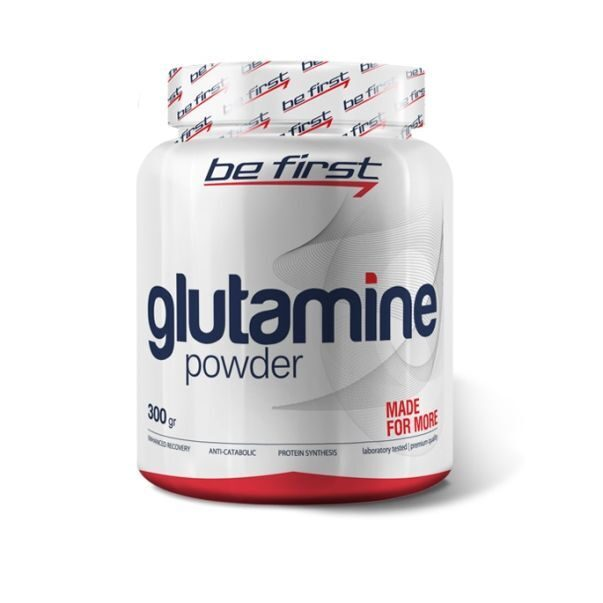Be First Glutamine Powder (300гр)