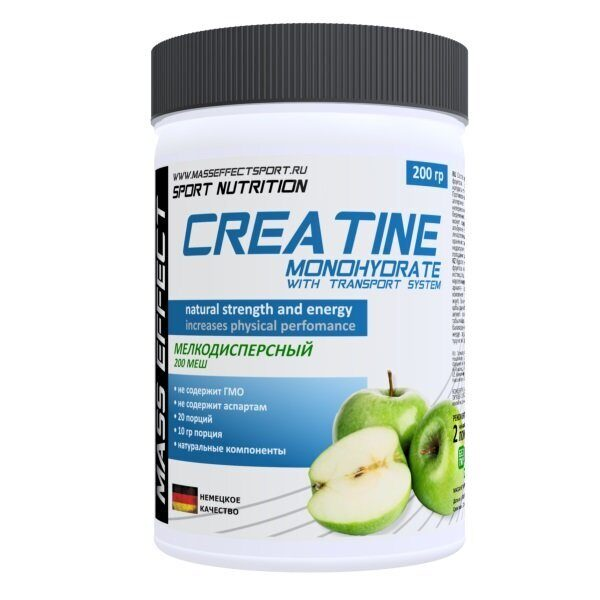 Mass Effect Creatine (200гр)