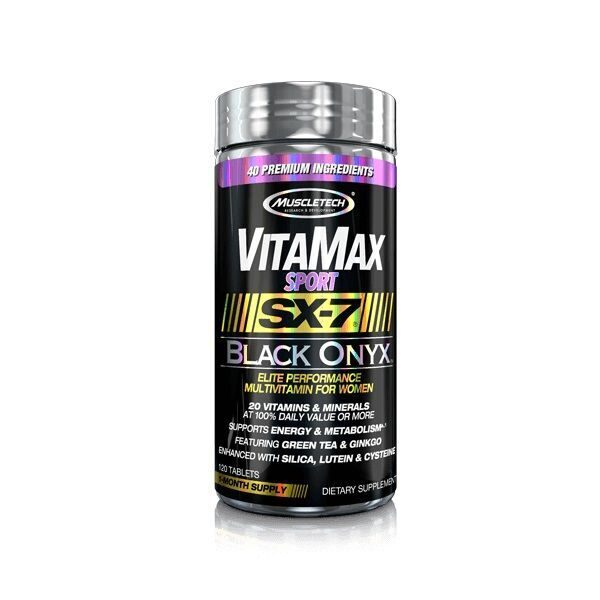 MuscleTech VitaMax Sport SX-7 for Women (120таб)