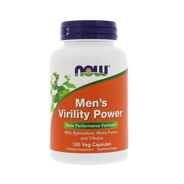 Now Men's Virility Power (120капс)