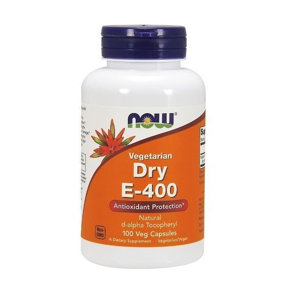 Now Dry E-400 (100капс)