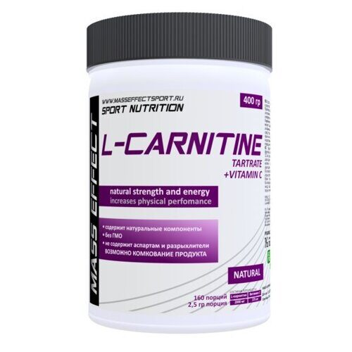 Mass Effect L-carnitine Vitamin C (400гр)
