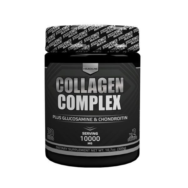 Steel Power Collagen Complex (300гр)