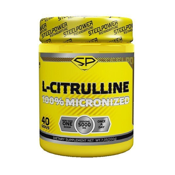Steel Power L-Citrulline (200гр)