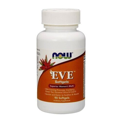 Now EVE Softgels (90капс)