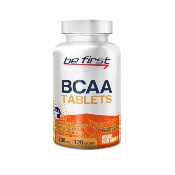 Be First BCAA Tablets (120таб)